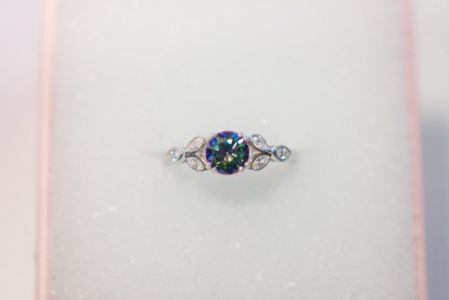 Luxury&Classic Cubic Zircon Ring photo review
